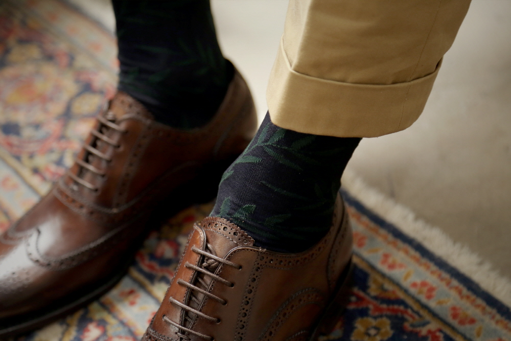 Etzel Sartorial Dress Men Socks